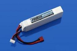 Redox ASG 2400 mAh 14,8V 20C (scalony)