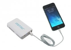 Bateria Przenośna MITSU PowerBank SOLO 3 - 6600 mAh