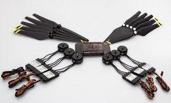 Zestaw napędowy hexacopter DJI E600 silniki + regulatory + śmigła