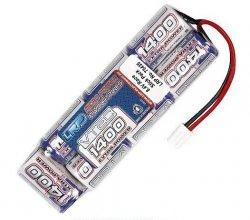 LRP VTEC 1400EP 8,4V NIMH RACE STICK PACK MICRO