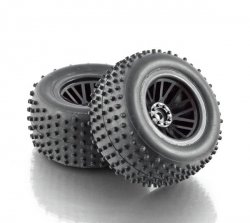 Wheel complete 2P TRUGGY BUGGY