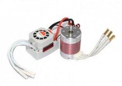 Zestaw bezszczotkowy SURP 3650 4300KV + ESC 60A