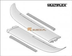 MULTIPLEX EASY GLIDER PRO - skrzydła