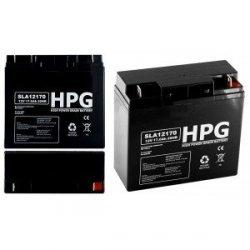 Bezobsługowy akumulator żelowy Pb 12V 17Ah