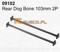 f/r dog bone 103mm 2P