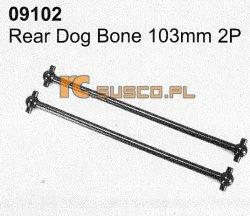 f/r dog bone 103mm 2P