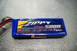 ZIPPY Flightmax 5000mAh 11,1 V 3S1P 20C