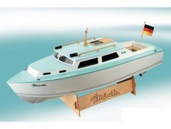 Krick Jacht kabinowy Müritz kit
