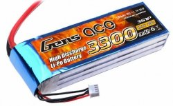 Akumulator Gens Ace 3300mAh 11.1V 25C 3S1P