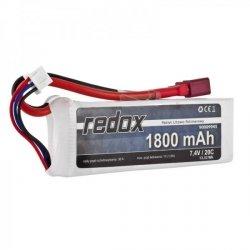 Redox 1800 mAh 7,4V 20C