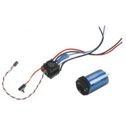 Silnik bezszczotkowy Xcelorin 1:10 4800obr/V + regulator