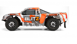 HPI-RTR BLITZ WITH 2.4GHZ AND SKORPION BODY
