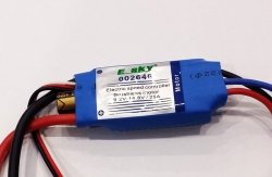 Electric Speed Controler 9,2-14,8V 25A for Brushless