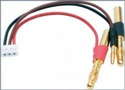 Adapter do ładowania samochodowych pakietów Li-Pol NOSRAM