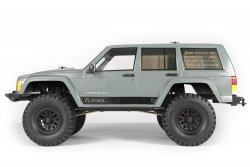Model RC Axial SCX10 II 2000 Jeep Cheerokee 4WD 1:10 RTR