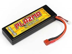 HPI Plazma 7.4V 5300mAh 30C Lipo Rectangular Case Stick Pack Re-