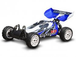 Karoseria Buggy Painted Body Blue (Strada EVO XB)