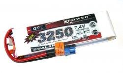 Akumulator Lipo Dualsky 3250 mAh 45C/6C 7,4V