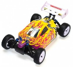 Himoto ZMOTOZ3 Buggy 1:10 2.4GHz RTR (HSP XSTR)- 10211