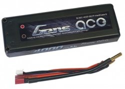 4000mAh 7.4V 30C HardCase Gens Ace