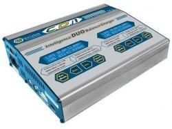 Ładowarka 2-kanałowa Vista Power CD1+ 2x100W z zasilaczem