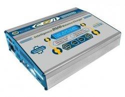 Ładowarka 2-kanałowa Vista Power CD1 2x100W z zasilaczem
