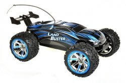 Land Buster 1:12 Monster Truck RTR 27/40MHz - Niebieski