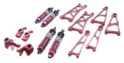 Aluminiowe elementy tuningowe nadwozia E10 (Truck + Truggy)