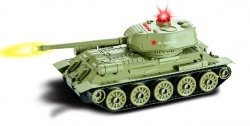 Russian T34 Rudy RTR 1:24
