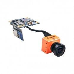 RunCam Split (FOV165, RC25G, WiFi, FOV165, 1080p 60FPS, 5V) pomarańczowa