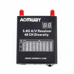 Odbiornik Diversity Aomway DIV006 5.8GHz 48CH RaceBand