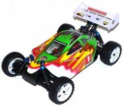 Himoto ZMOTOZ3 Buggy 1:10 2.4GHz RTR (HSP XSTR)- 10314