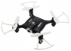 X21W HD 2.4GHz (FPV 720p, żyroskop, auto-start, zawis) - Czarny