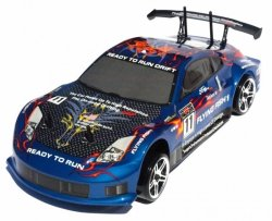 Himoto DRIFT TC 1:10 2.4GHz RTR (HSP Flying Fish 1) - 12307