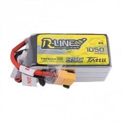 1050mAh 22.2V 95C TATTU R-Line Gens Ace