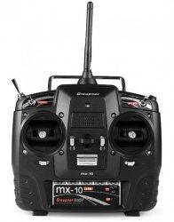 MX-10 HoTT 2.4GHz 5CH (1 odbiornik, akumulator, ładowarka)