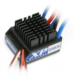 Regulator XP SC450-BL Brushless ESC - Team Associated