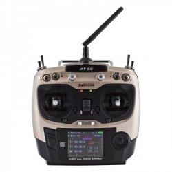RadioLink aparatura cyfrowa AT9S 10-kanałowa 2,4 GHz [MODE 2 & MODE 1] z odbiornikiem R9DS
