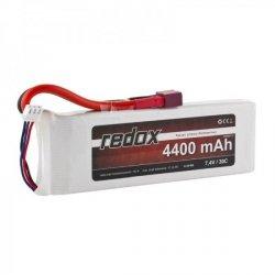 Redox 4400 mAh 7,4V 30C - pakiet LiPo