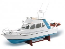 Krick jacht motorowy Lisa kit