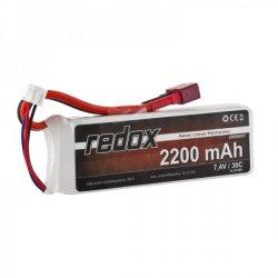 Redox 2200 mAh 7,4V 30C