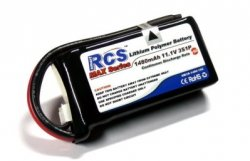 Pakiet LiPol RC Smart 11,1V 1480mAh 15-20C