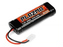 PLAZMA 7.2V 4700mAh Ni-MH Battery Pack 33.84Wh