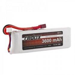 Redox 3600 mAh 11,1V 30C - pakiet LiPo