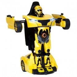 Rastar: RS X MAN Transformer 1:14 2.4GHz RTR - Żółty