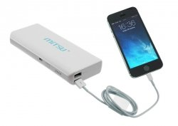 Bateria Przenośna MITSU PowerBank SOLO 7 - 13000 mAh