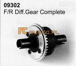 F/R Diff. Gear Complete