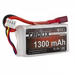 Redox 1300 mAh 11,1V 30C - pakiet LiPo
