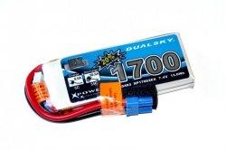 Akumulator Li-Po Dualsky 1700 mAh 35C/5C 7.4V