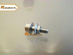 Piasta do śmigieł stałych 2,3 mm / 5mm M5 mała MP-JET